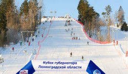 Курорт «Снежный» в Коробицыно