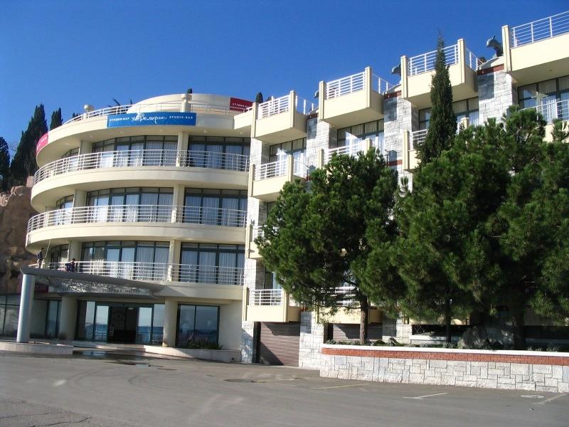 Отель «Аквапарк»