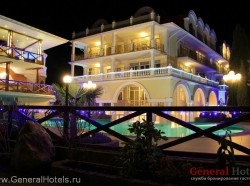 Спа-отель Александрия, отель в поселке Кацивели