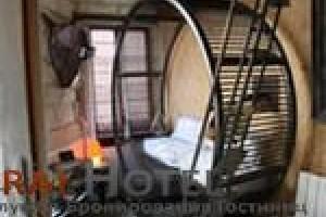 Во Франции в городе Нант путешественникам предлагается пожить как хомяки