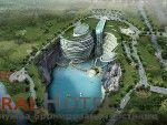 В Шанхае будет открыта подземная гостиница