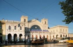 Балтийский вокзал Петербург