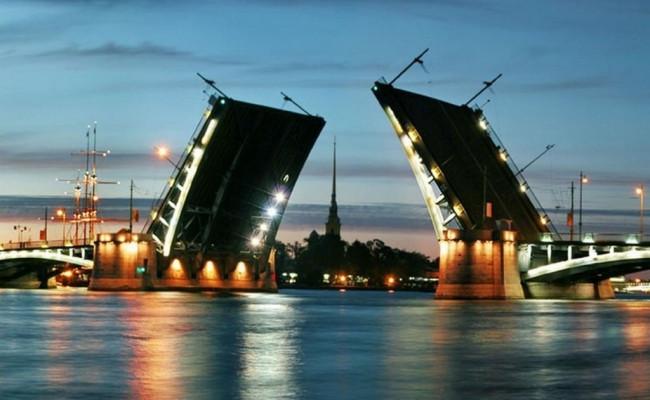 Когда в Санкт-Петербурге белые ночи в 2017 году?