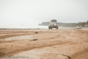 2500 км бездорожья на пути к Белому морю