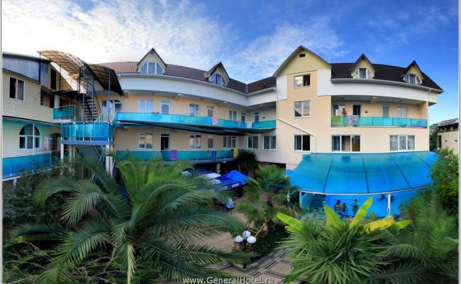 Частная гостиница «Дельфин»
