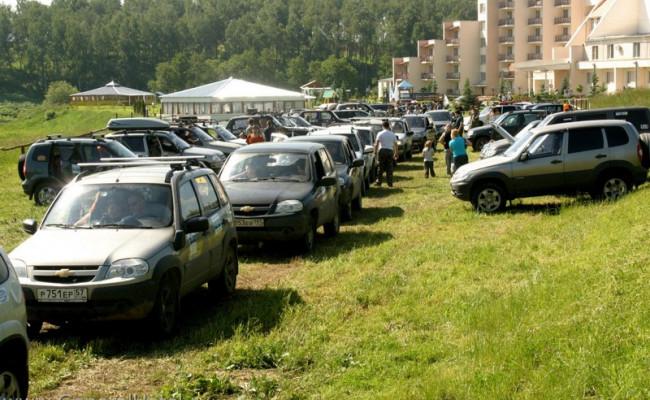 7-8 июня состоялся VII Всероссийский Слет «Chevy-Niva Club»