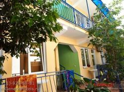 Гостевой дом Людмила в Алуште