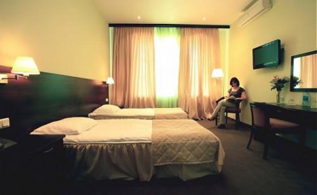 М-ОТЕЛЬ гостиница туристического бизнес-класса