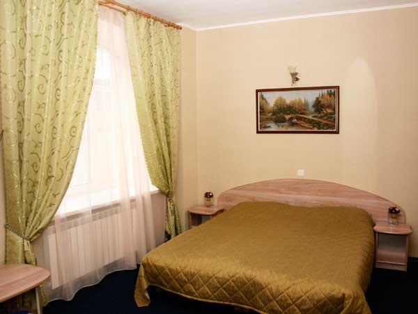 Аллюрия мини-отель в центре спб