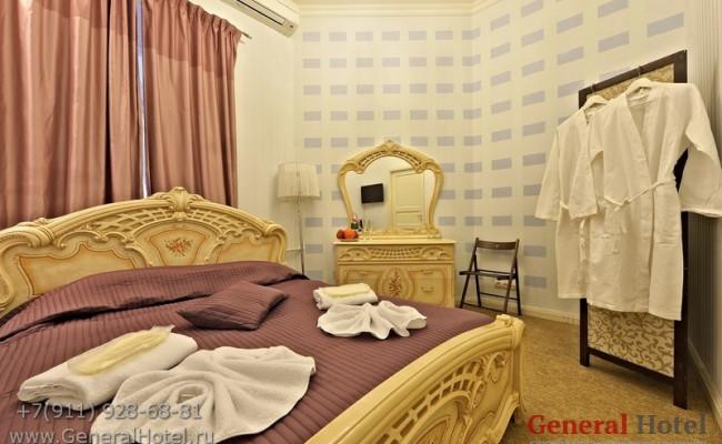 Отель Пассаж на Итальянской улице дом 21