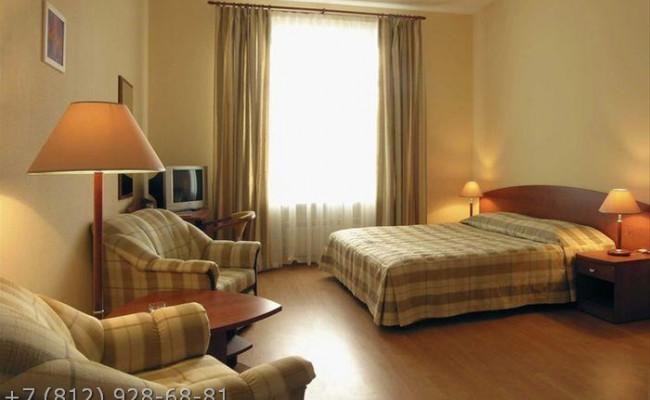 Obuhoff (Обухофф) отель