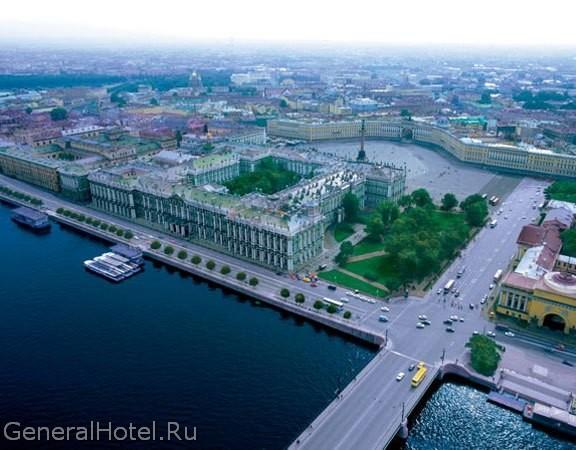 В Санкт-Петербурге в текущем году будут открыты еще семь новых гостиниц