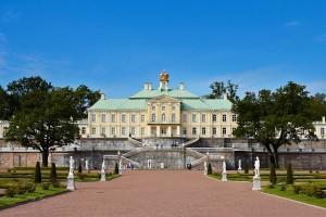 Ораниенбаум-Большой Меншиковский дворец.