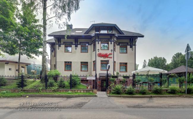 Шувалоff Отель