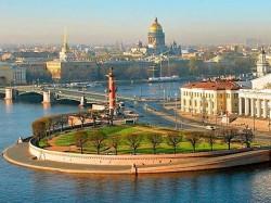 Большая обзорная экскурсия по Петербургу