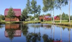 База отдыха Таменгонт Ленинградская область