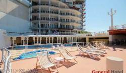 Яхт-клуб элитный отель в Ялте